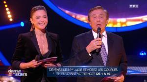 Sandrine Quétier dans Danse avec les Stars - 11/11/17 - 013