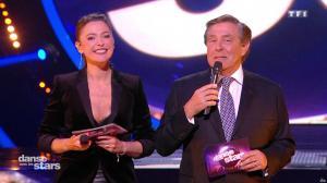 Sandrine Quétier dans Danse avec les Stars - 11/11/17 - 014