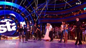 Sandrine Quétier dans Danse avec les Stars - 11/11/17 - 016