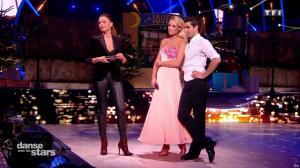 Sandrine Quétier dans Danse avec les Stars - 11/11/17 - 030