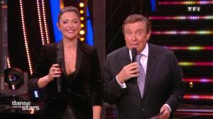 Sandrine Quétier dans Danse avec les Stars - 11/11/17 - 050