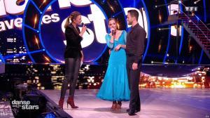 Sandrine Quétier dans Danse avec les Stars - 11/11/17 - 054