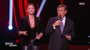 Sandrine Quétier dans Danse avec les Stars - 11/11/17 - 077