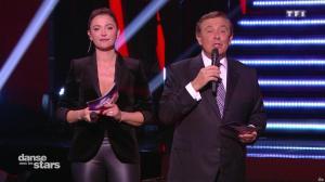 Sandrine Quétier dans Danse avec les Stars - 11/11/17 - 078