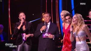 Sandrine Quétier dans Danse avec les Stars - 11/11/17 - 087