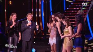 Sandrine Quétier dans Danse avec les Stars - 11/11/17 - 094