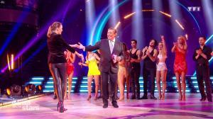 Sandrine Quétier dans Danse avec les Stars - 11/11/17 - 116