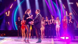 Sandrine Quétier dans Danse avec les Stars - 11/11/17 - 117