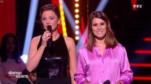 Sandrine Quétier dans Danse avec les Stars - 18/11/17 - 07