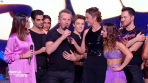 Sandrine Quétier dans Danse avec les Stars - 18/11/17 - 10