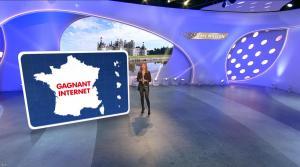 Sandrine Quétier dans My Million - 03/10/17 - 02