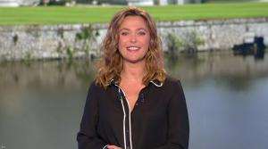 Sandrine Quétier dans My Million - 03/10/17 - 04