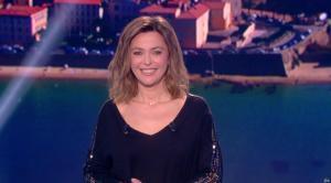 Sandrine Quétier lors du Tirage du Loto - 27/11/17 - 01