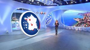 Sandrine Quétier lors du Tirage du Loto - 27/11/17 - 03