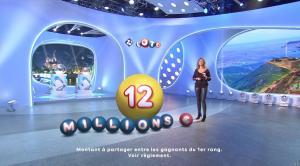 Sandrine Quétier lors du Tirage du Loto - 27/11/17 - 04