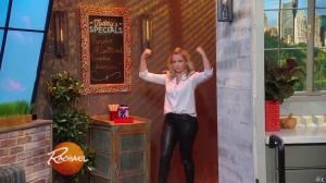 Sarah Michelle Gellar dans Rachael Ray Show - 10/10/17 - 02