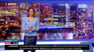 Sonia Mabrouk dans les Voix de l'Info - 02/11/17 - 06