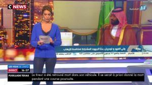 Sonia Mabrouk dans les Voix de l'Info - 06/11/17 - 04