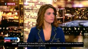 Sonia Mabrouk dans les Voix de l'Info - 15/11/17 - 10
