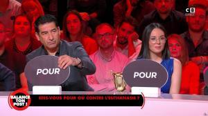 Agathe Auproux dans Balance ton Post - 28/09/18 - 04