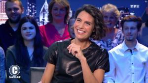Alessandra Sublet dans c'est Canteloup - 31/10/18 - 07