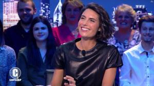 Alessandra Sublet dans c'est Canteloup - 31/10/18 - 11
