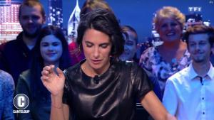Alessandra Sublet dans c'est Canteloup - 31/10/18 - 12