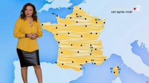 Anaïs Baydemir à la Météo de Midi - 23/10/18 - 02