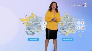 Anaïs Baydemir à la Météo de Midi - 23/10/18 - 07