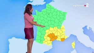Anaïs Baydemir à la Météo de Midi - 31/10/18 - 01