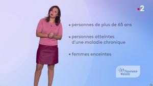 Anaïs Baydemir à la Météo de Midi - 31/10/18 - 04