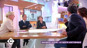 Anne-Elisabeth Lemoine dans C à Vous - 13/09/18 - 03