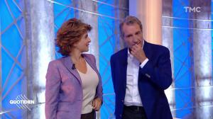 Anne Nivat dans Quotidien - 15/10/18 - 02