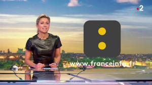 Anne-Sophie Lapix au 20h - 17/10/18 - 04