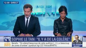 Aurélie Casse dans le Midi-15h - 05/10/18 - 01
