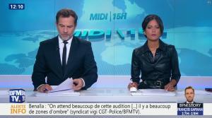 Aurélie Casse dans le Midi-15h - 05/10/18 - 02