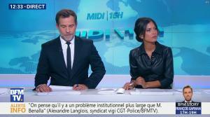 Aurélie Casse dans le Midi-15h - 05/10/18 - 09