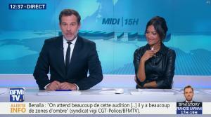 Aurélie Casse dans le Midi-15h - 05/10/18 - 10
