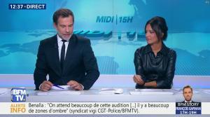 Aurélie Casse dans le Midi-15h - 05/10/18 - 11