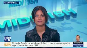 Aurélie Casse dans le Midi-15h - 05/10/18 - 12