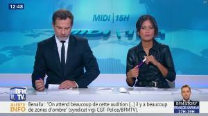 Aurélie Casse dans le Midi-15h - 05/10/18 - 15