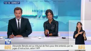 Aurélie Casse dans le Midi-15h - 05/10/18 - 25