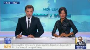 Aurélie Casse dans le Midi-15h - 05/10/18 - 34