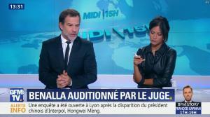 Aurélie Casse dans le Midi-15h - 05/10/18 - 36