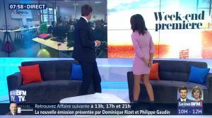 Aurélie Casse dans Week-End Première - 23/09/18 - 13