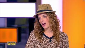Camille Lavabre dans l'Info du Vrai - 10/09/18 - 04