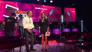 Capucine Anav - Le Making Of European e sports League 2017 - 05