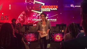 Capucine Anav - Le Making Of European e sports League 2017 - 07