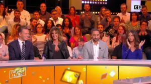 Caroline Ithurbide dans c'est Que de la Télé - 01/10/18 - 03