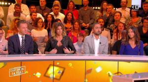 Caroline Ithurbide dans c'est Que de la Télé - 01/10/18 - 07